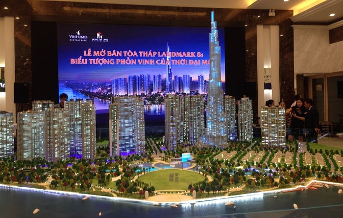 Đông Tây Land - Nhà phân phối độc quyền tòa tháp Landmark 81