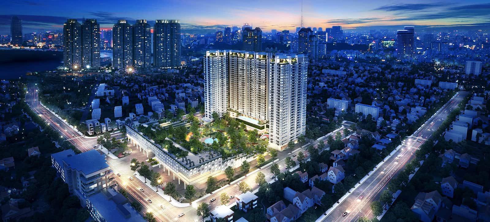 Kingdom 101 – Căn hộ siêu HOT trung tâm Hồ Chí Minh