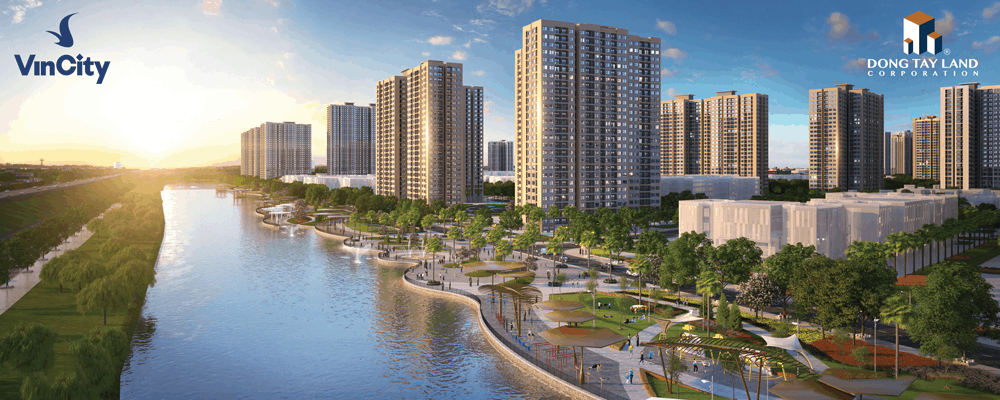 Đại đô thị Vincity mô hình chuẩn Singapore và hơn thế nữa