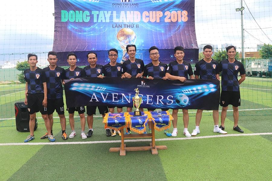 FC Avengers (ĐTL 1)