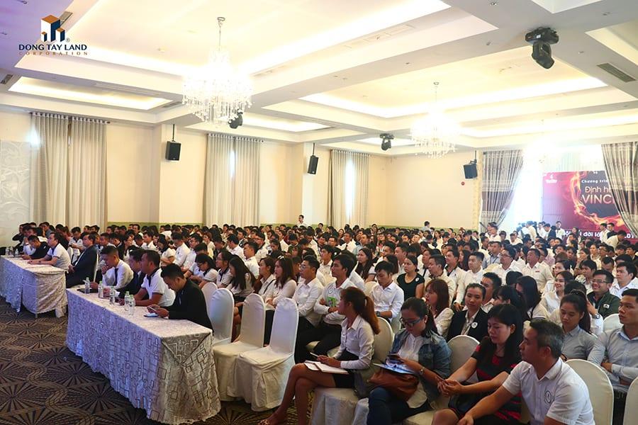 Chương trình thu hút gần 1.000 sales tham dự