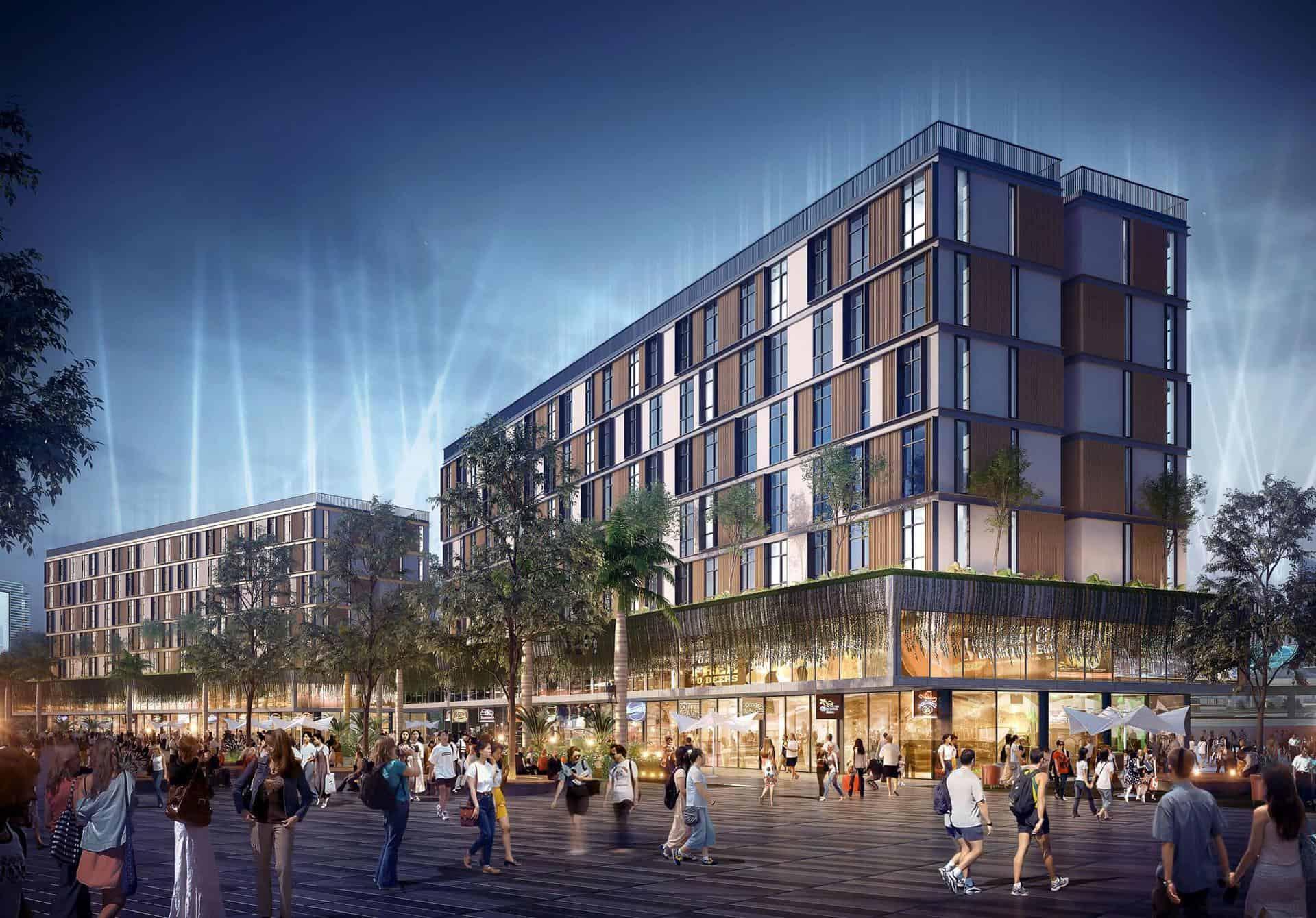 Mini hotel Grand World cơn sốt đầu tư BĐS Phú Quốc