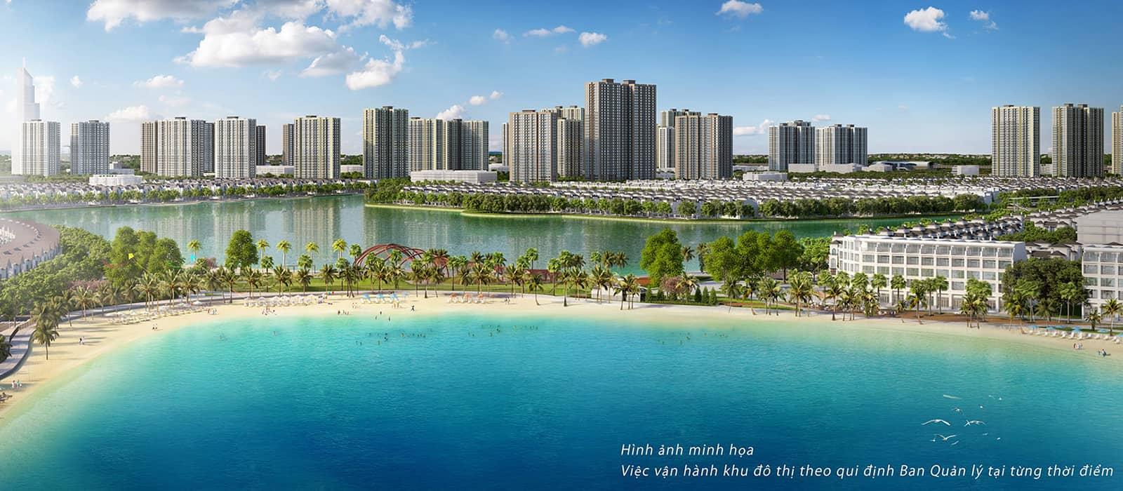Vinhomes Ocean Park – Thành Phố Đại Dương Tại Hà Nội