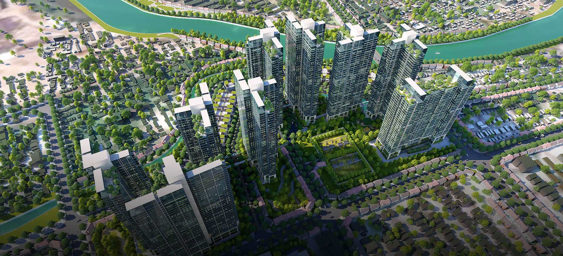Sunshine City Sài Gòn – Căn hộ công nghệ 4.0 đầu tiên tại Tp.HCM