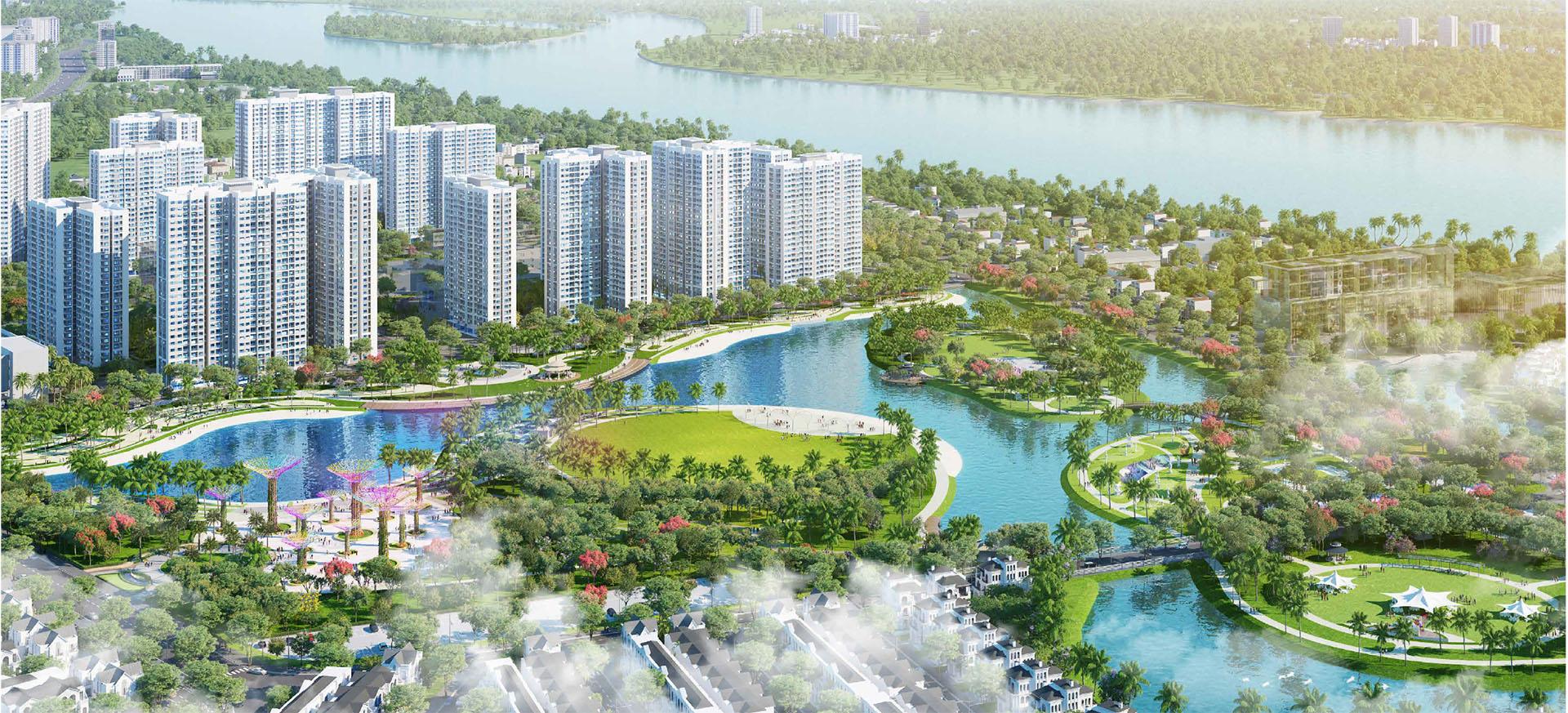 Mở bán căn hộ Vinhomes Quận 9 tổ ấm ước mơ của người Việt