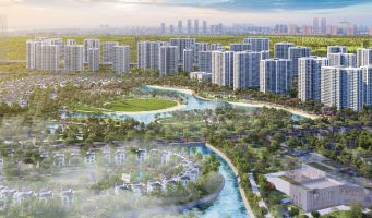 Vinhomes Grand Park – Phân khu The Rainbow