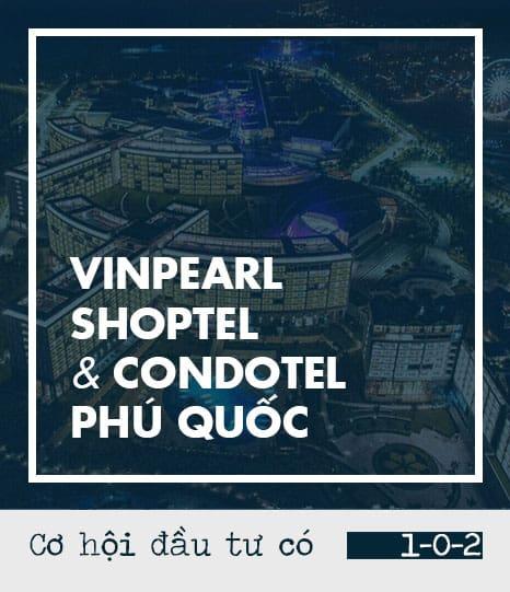 Vinpearl Shoptel & Condotel Phú Quốc