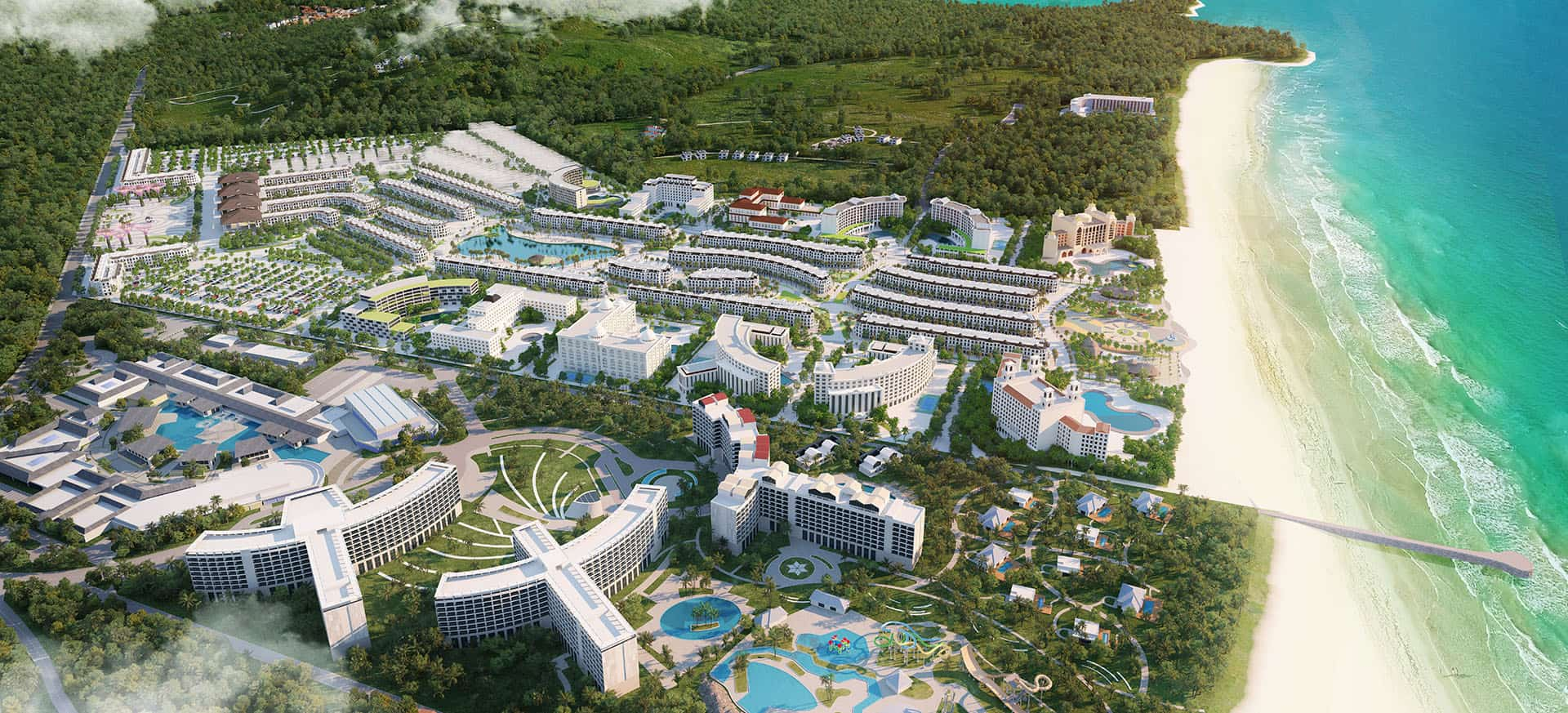 Vipearl Condotel Grand World Phú Quốc