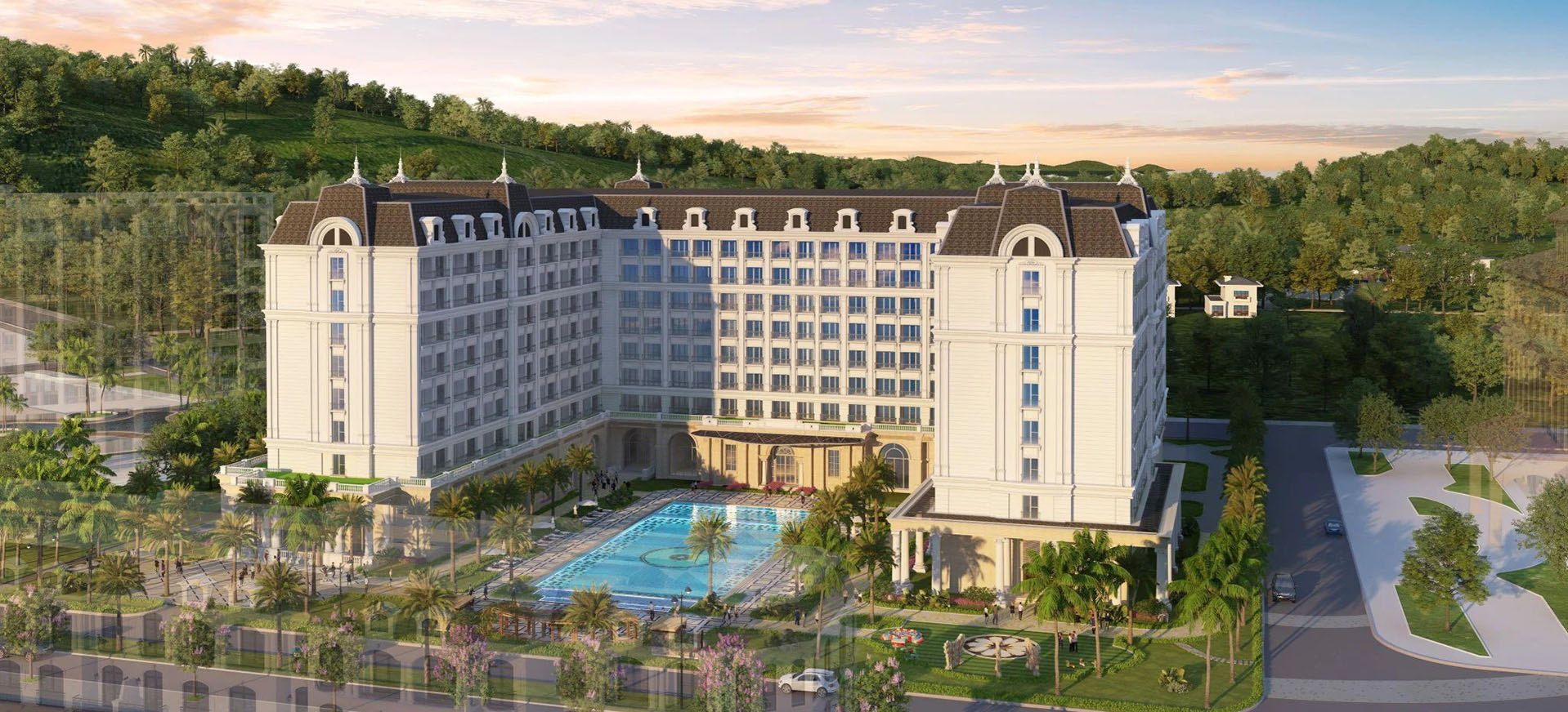 Condotel Vinholidays – Đầu tư sinh lời bền vững tại quần thể nghỉ dưỡng lớn nhất Phú Quốc