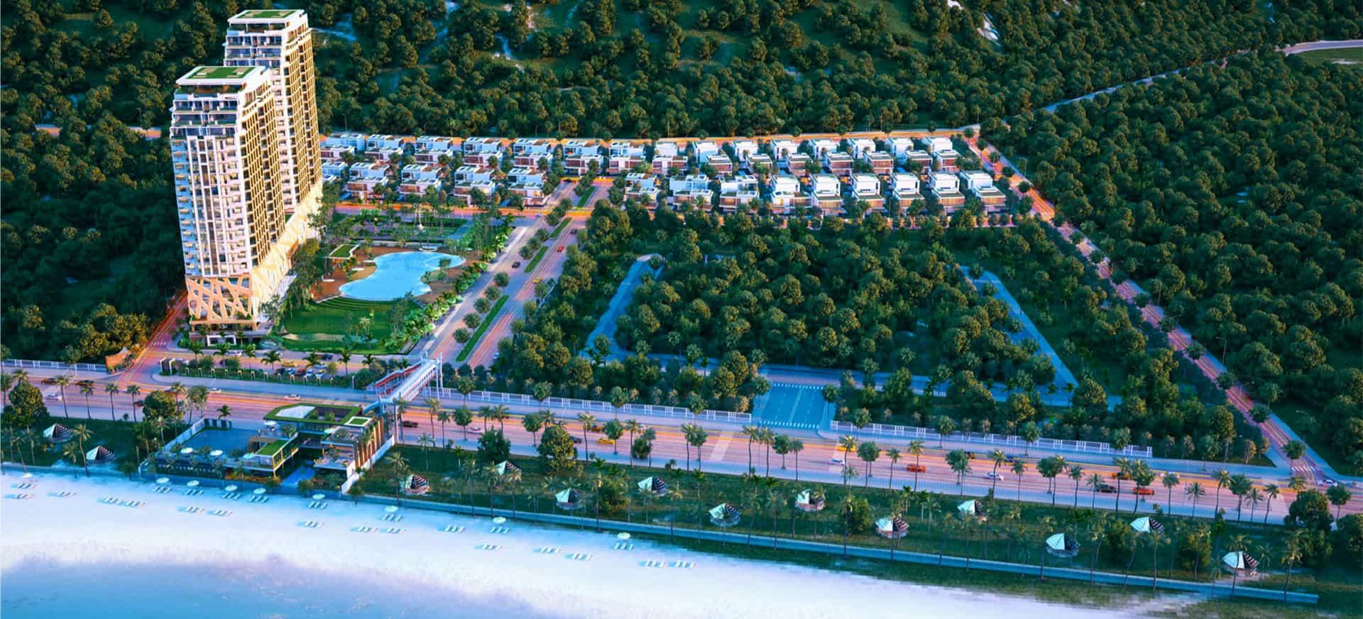 The Long Hai – Cơ hội sở hữu căn hộ biển tại Long Hải