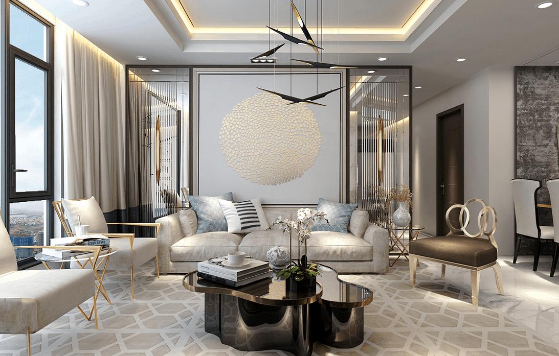 Thiết kế căn hộ dự án Sunshine Diamond River Sài Gòn Quận 7 – Resort [4.0 1