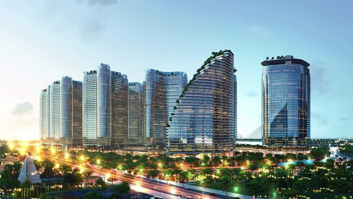 Có gì bên trong Sunshine Diamond River – Thành phố nghỉ dưỡng xa hoa giữa lòng Sài Gòn? 1