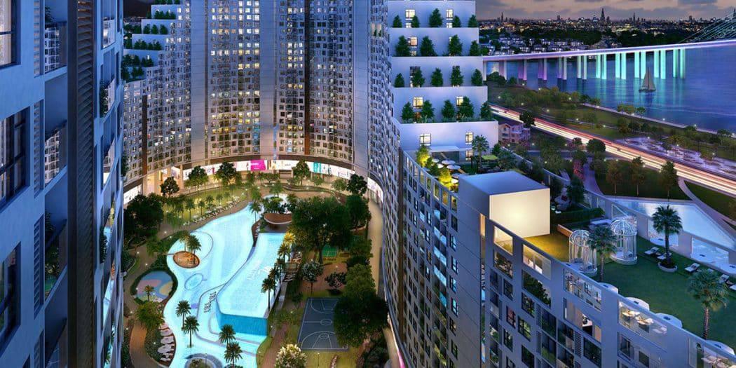 Có gì bên trong Sunshine Diamond River – Thành phố nghỉ dưỡng xa hoa giữa lòng Sài Gòn? 2