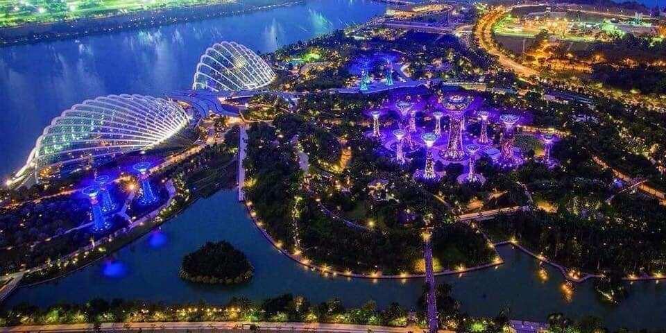 Công Viên Ánh Sáng Vinhomes Grand Park quy mô lớn nhất Đông Nam Á 4