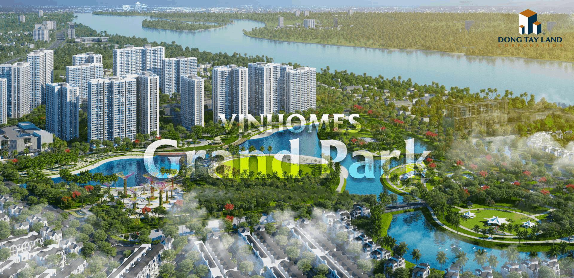 Nhà thầu thi công dự án Vinhomes Grand Park Quận 9 5