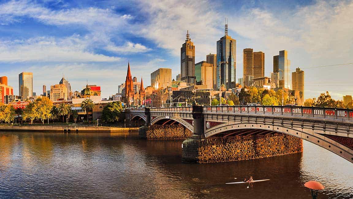 """Sức hút khó cưỡng của Melbourne - """"Thành phố nữ hoàng của ..."""