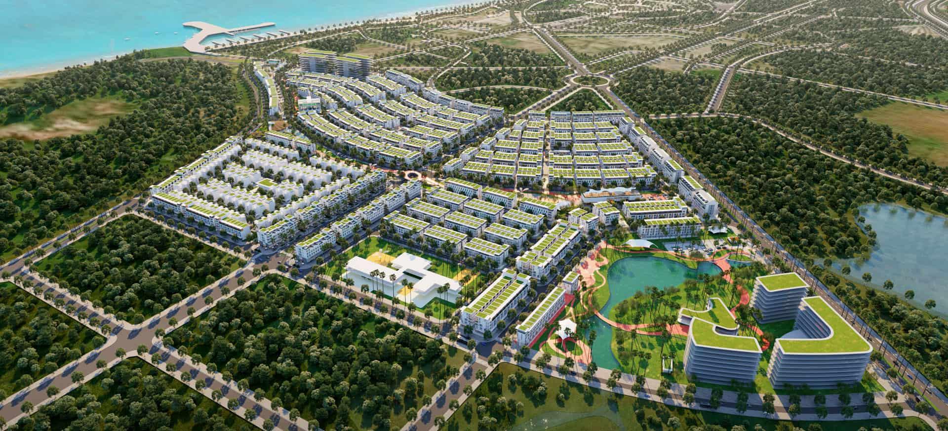 Meyhomes Capital Phú Quốc – An cư thịnh vượng tại Thành phố đảo nhiệt đới đầu tiên của Việt Nam