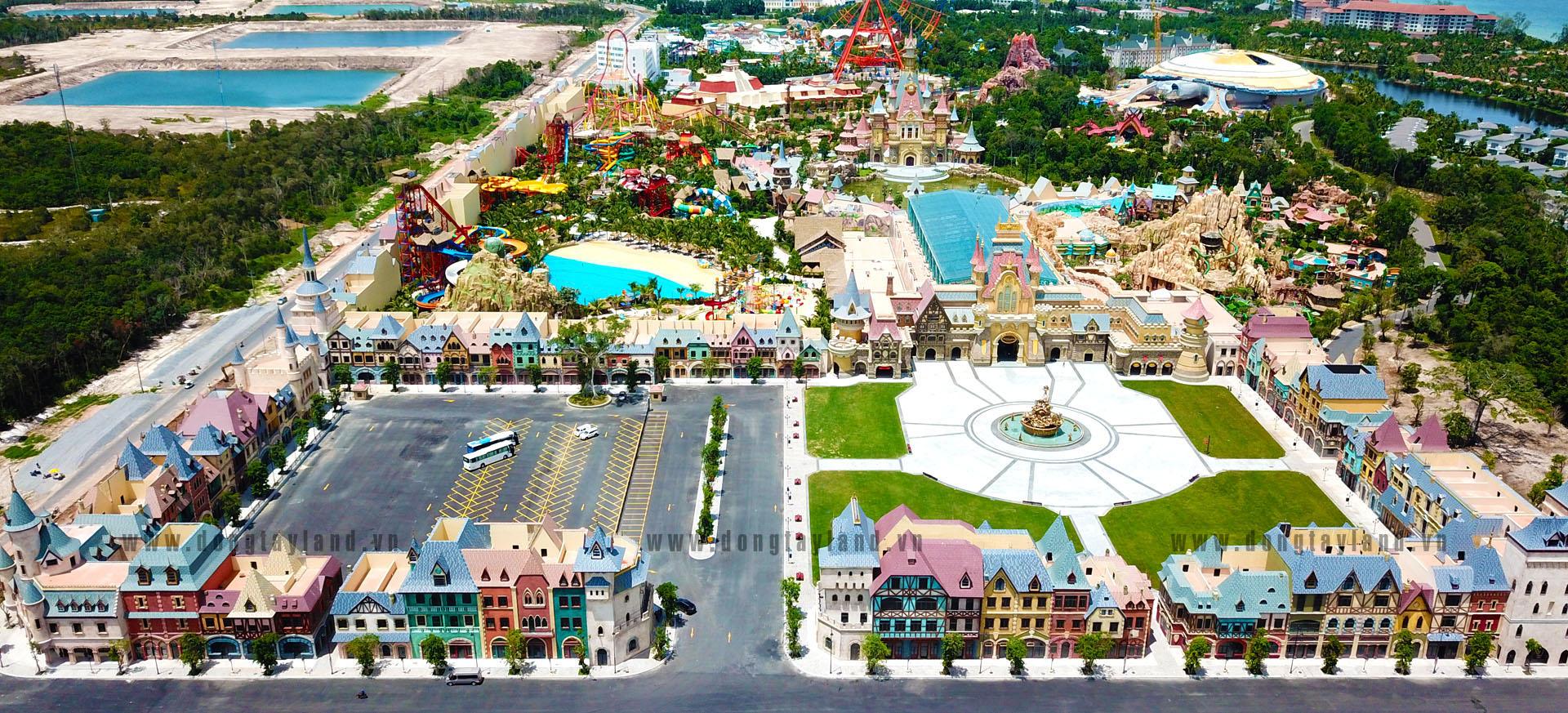 Shop VinWonders Phú Quốc – Đầu tư vượt trội tại thiên đường vui chơi giải trí lớn nhất Việt Nam