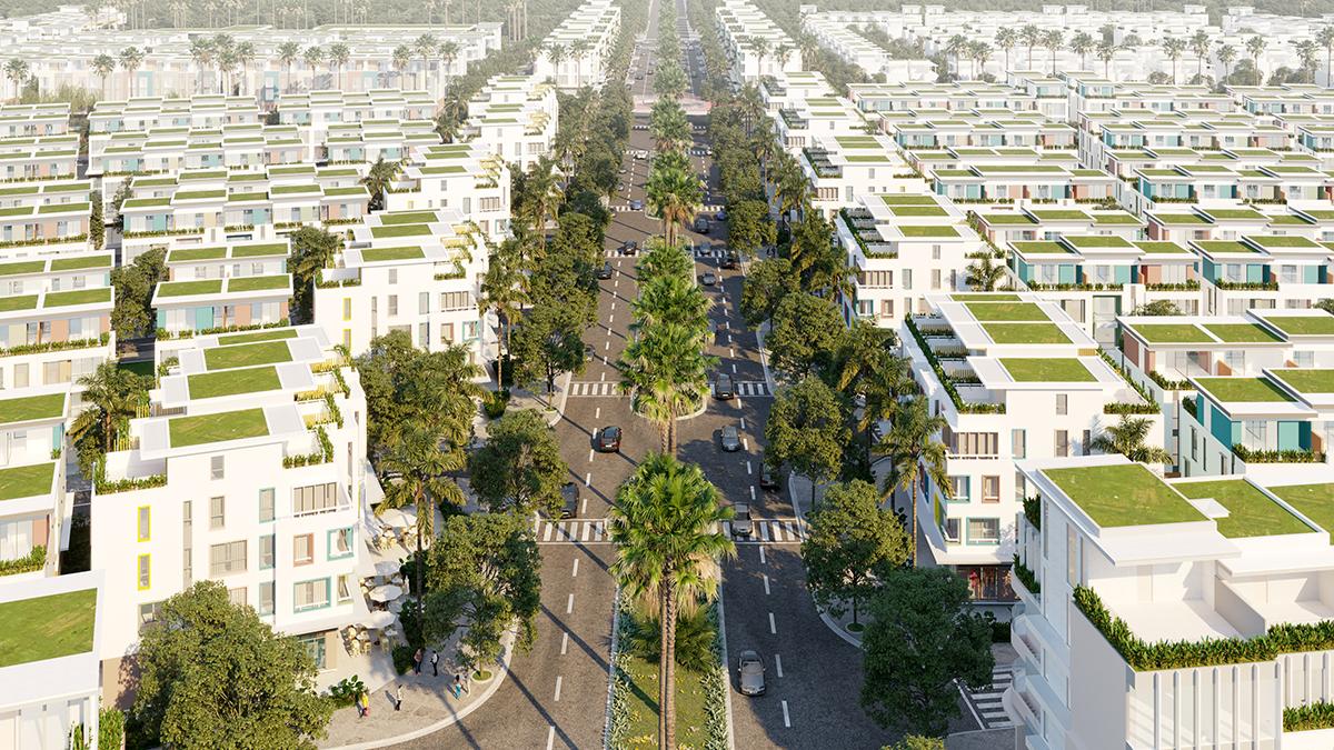 Khu đô thị Meyhomes Capital Phú Quốc - Tân Á Đại Thành