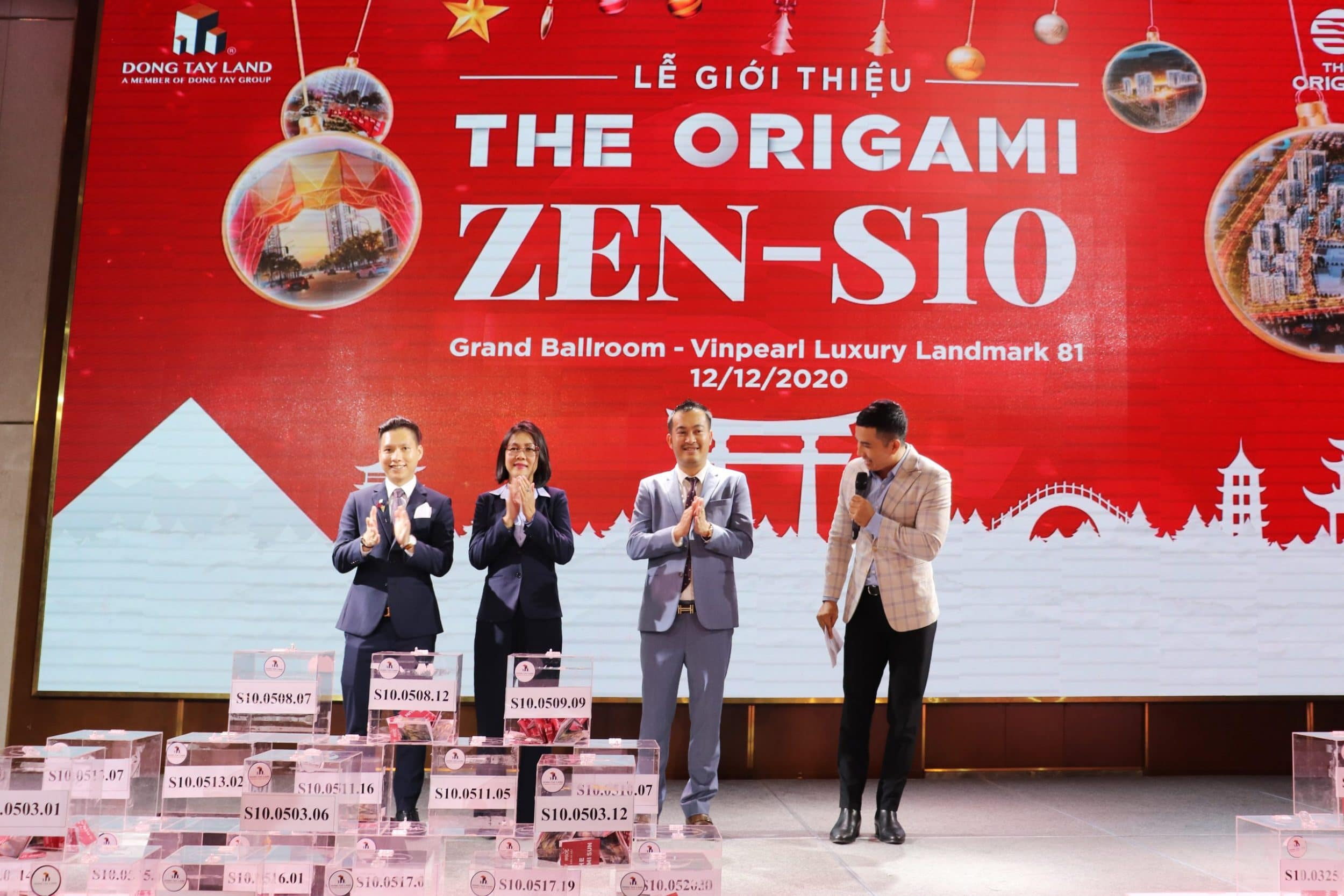 Sự kiện mở bán S10 & S6 The Origami