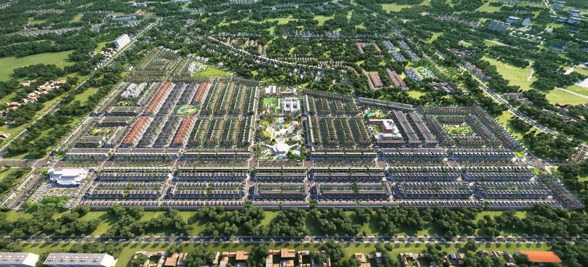 Gem Sky World – Khu đô thị sầm uất bậc nhất khu vực Sân bay Long Thành