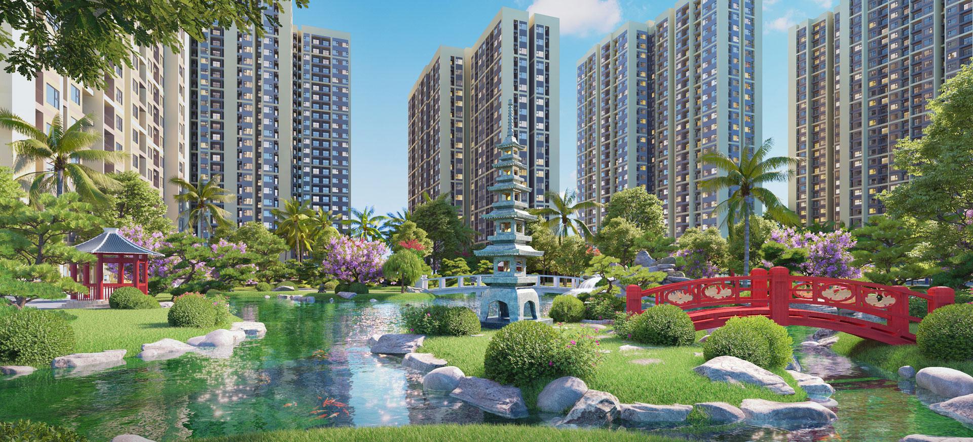 Đông Tây Land độc quyền tòa căn hộ đẹp nhất The Origami – Vinhomes Grand Park
