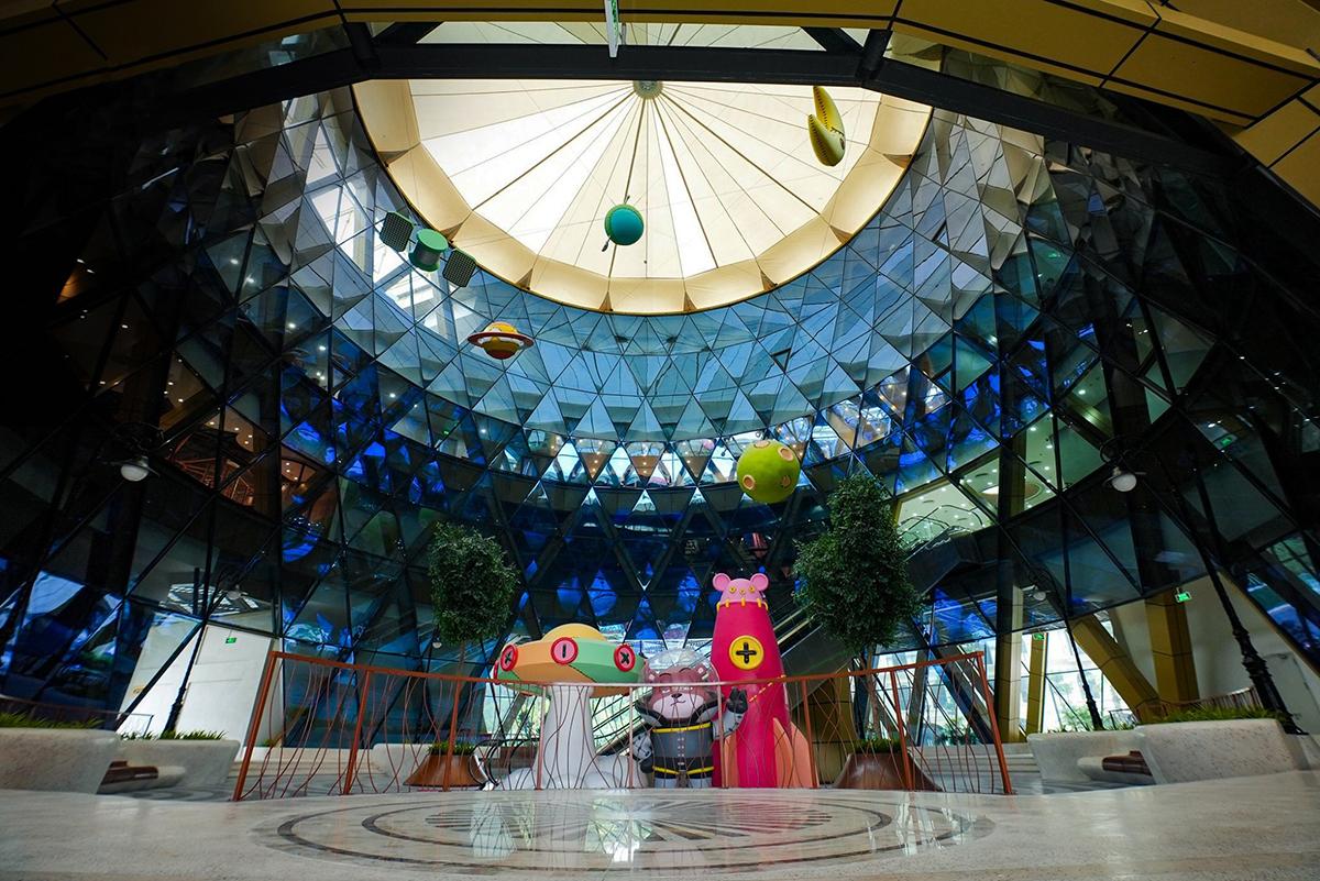 Bảo tàng gấu Teddy Grand World Phú Quốc