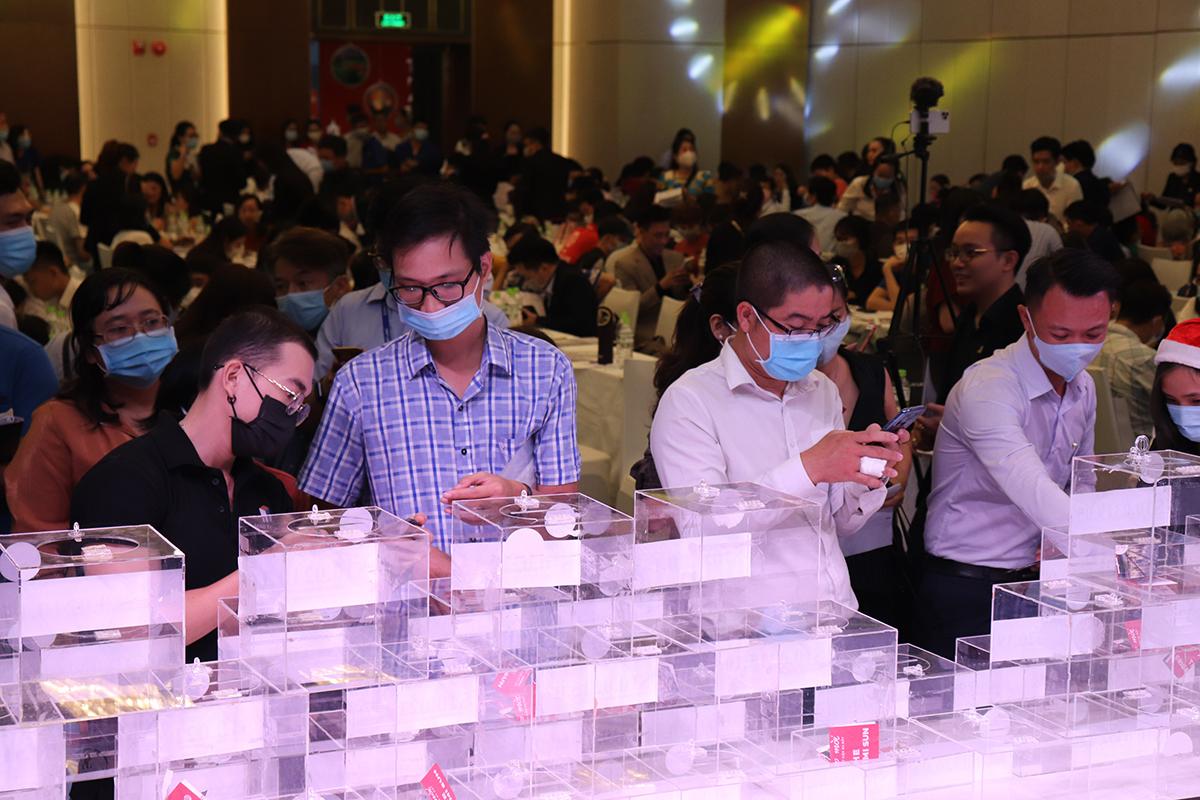Sự kiện mở bán The Origami - Vinhomes Grand Park