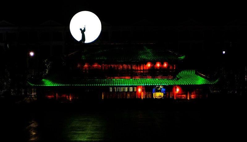 "Show diễn ""Tinh hoa Việt Nam"" tại Grand World Phú Quốc"