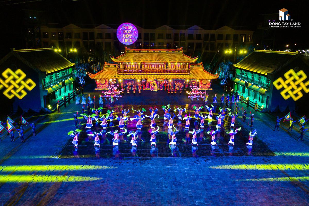 Show diễn Tinh hoa Việt Nam
