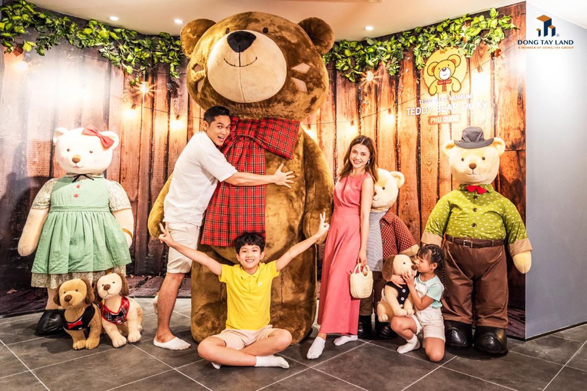 Bảo tàng gấu Teddy Phú Quốc