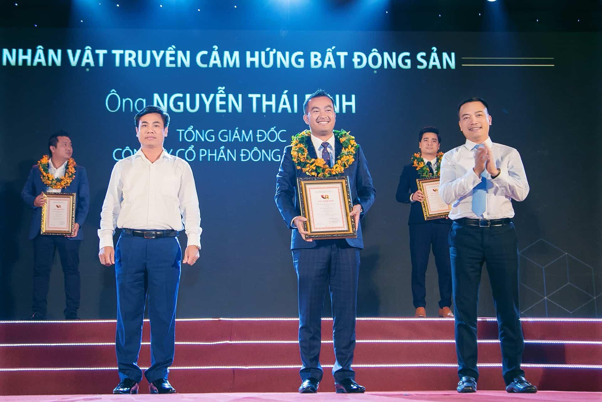 CEO Nguyễn Thái Bình - người truyền cảm hứng