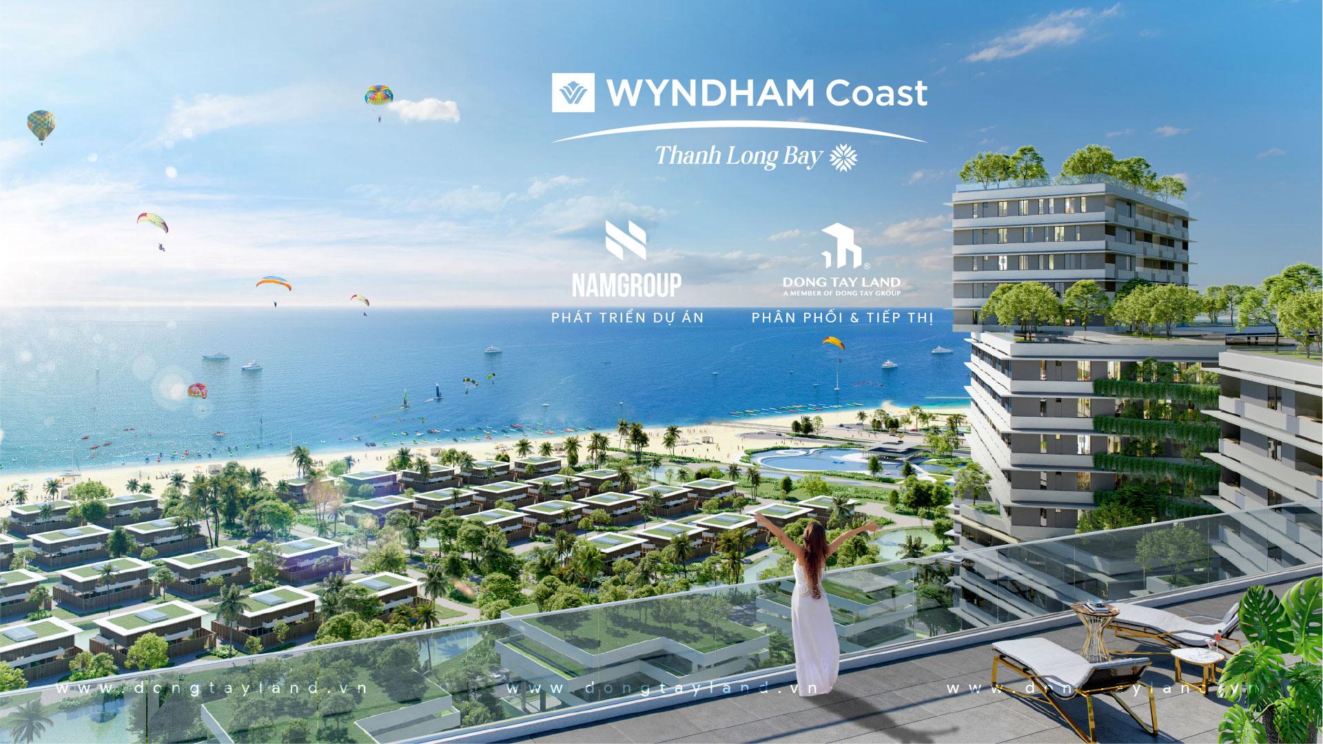 Căn hộ view biển Wyndham Coast by Thanh Long Bay