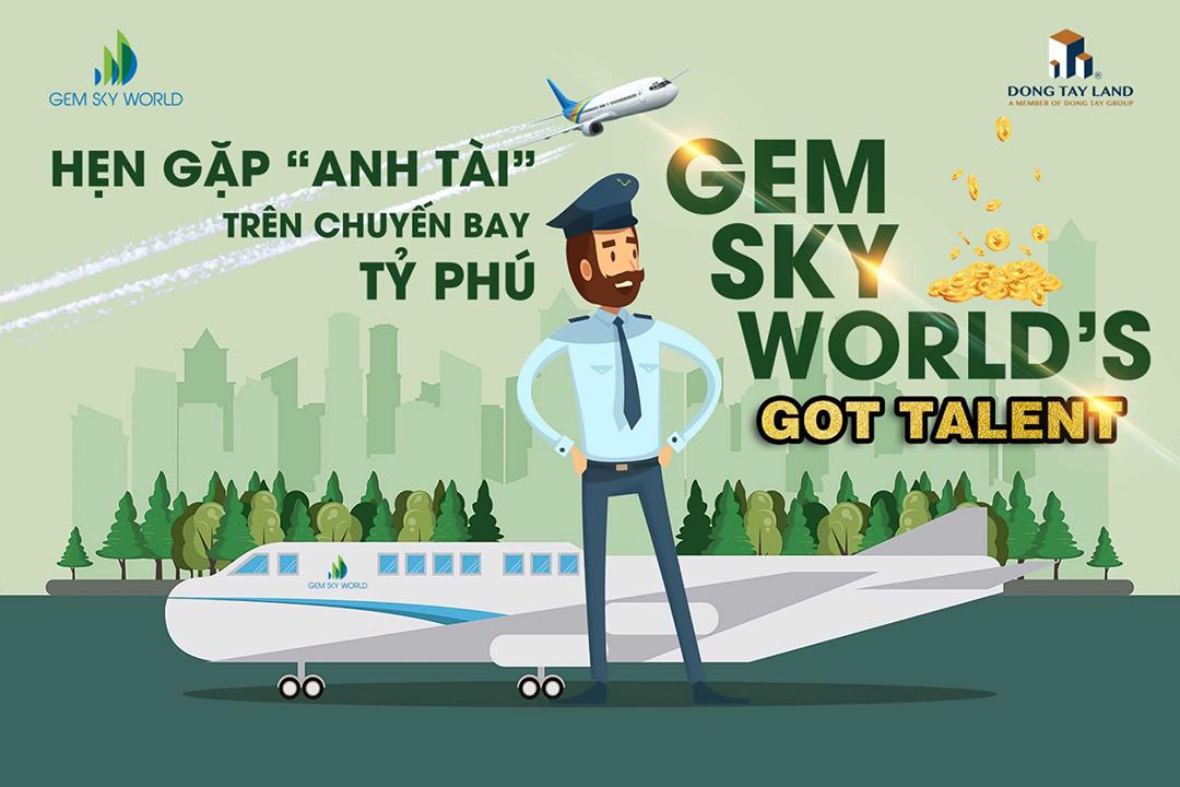 Gem sky world got talent
