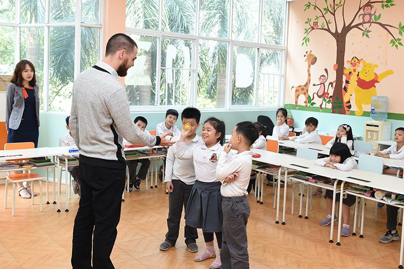 trường quốc tế song ngữ brendon