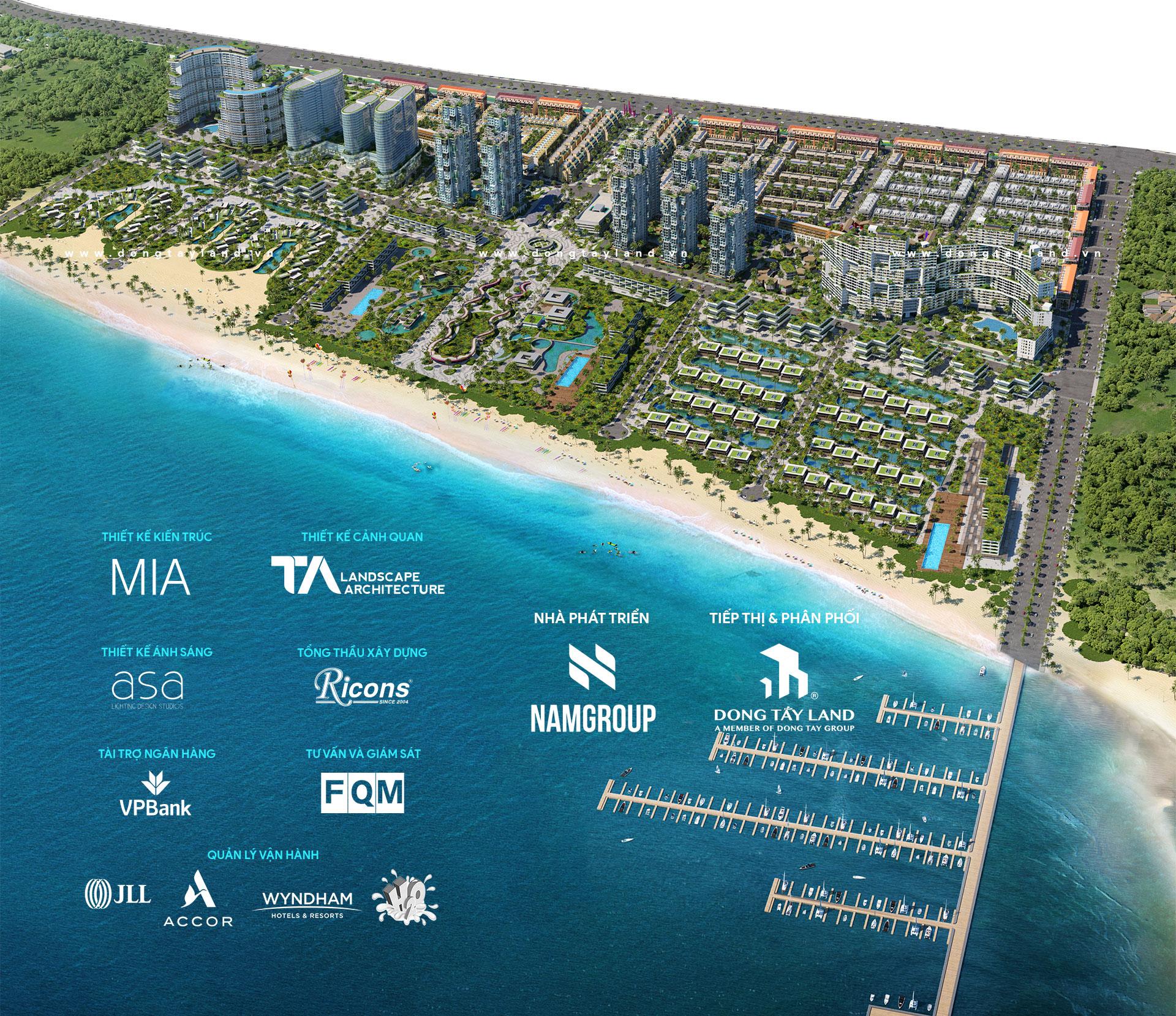 Đơn vị phát triển  Thanh Long Bay