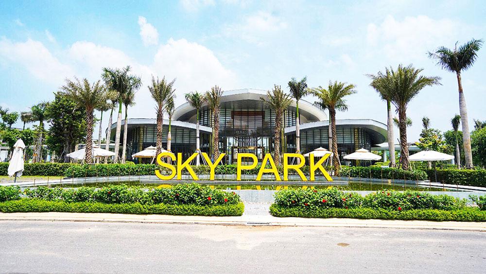 Tiến độ xây dựng Gem Sky World tháng 6/2021