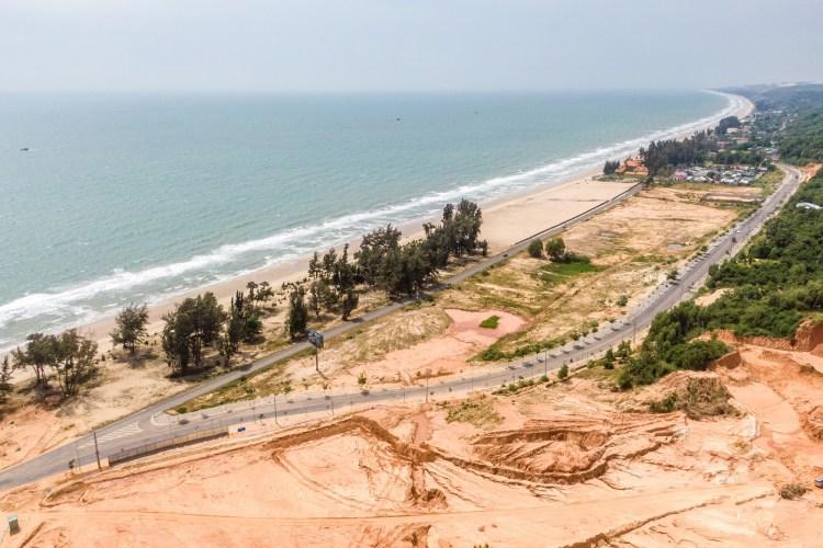 Dự án lớn đồng loạt khởi công, bất động sản Phan Thiết trở thành điểm sáng