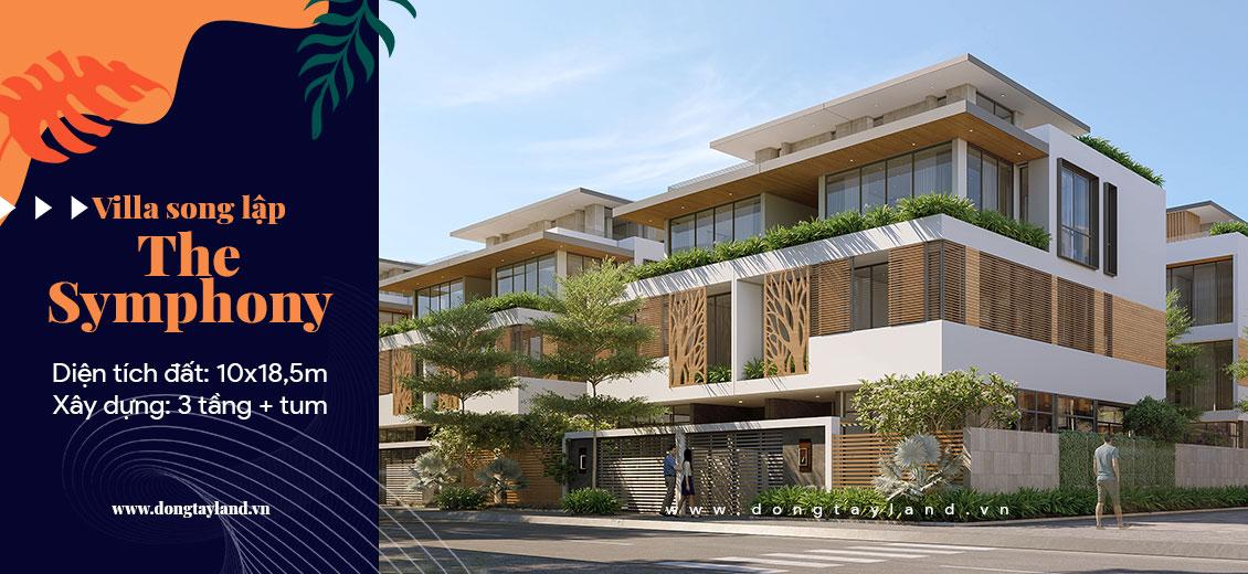 Villa song lập Meyhomes Capital Phú Quốc