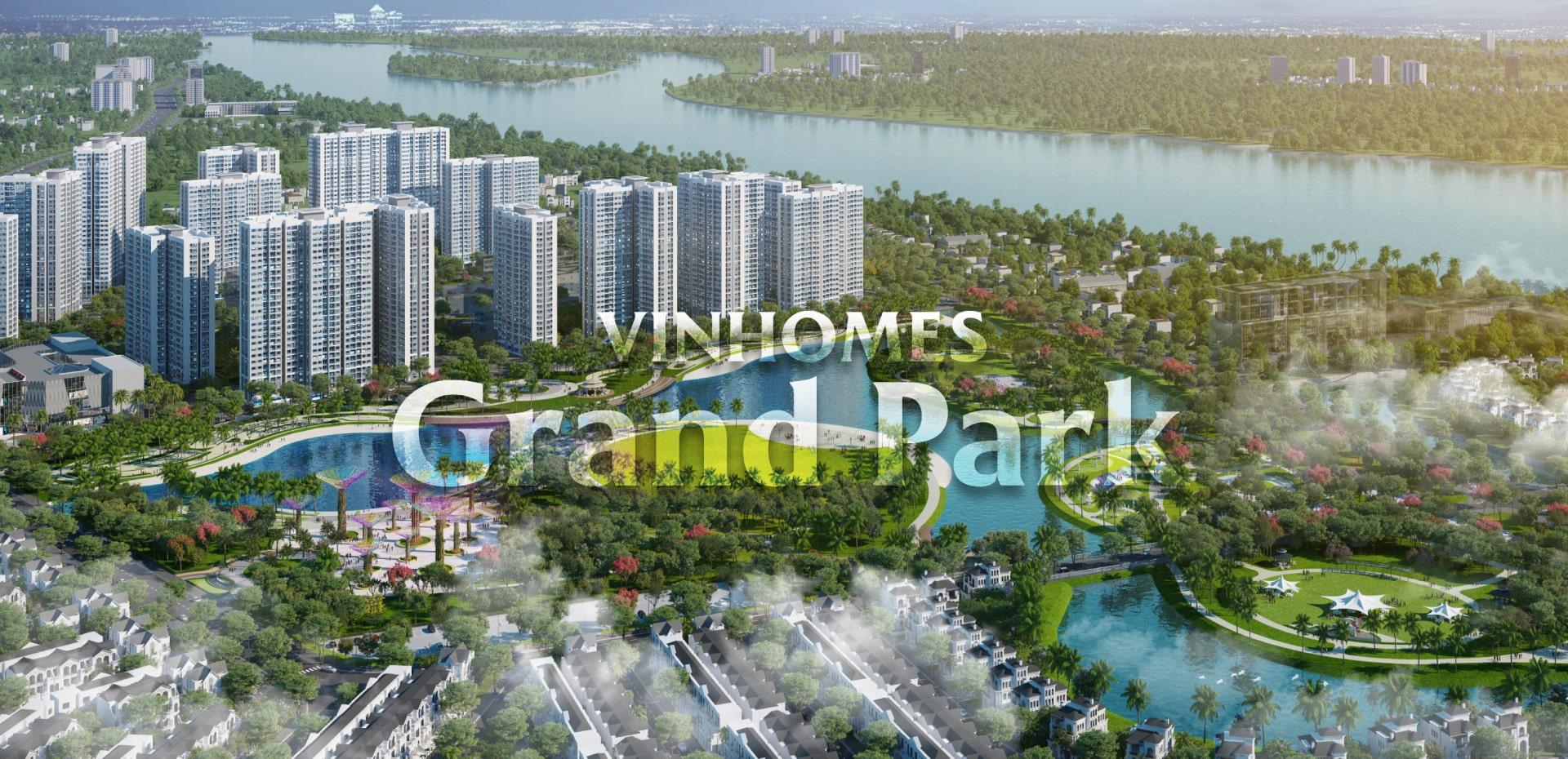 Căn hộ The Beverly – Phân khu trực diện công viên trung tâm Vinhomes Grand Park