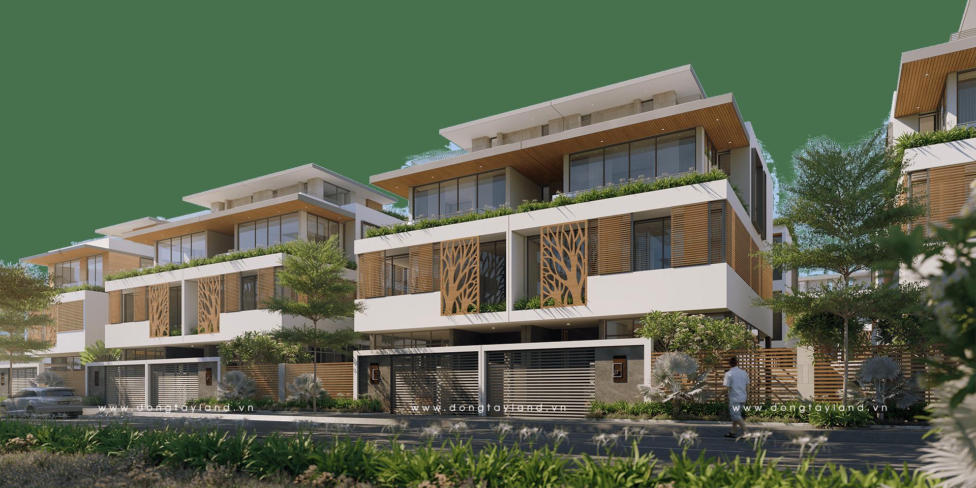 Biệt thự Coral Hawaii Meyhomes Capital Phú Quốc