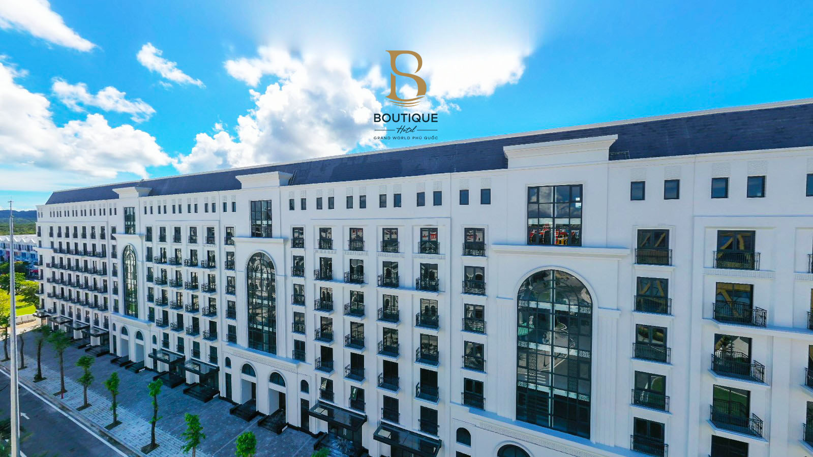 Tiến độ xây dựng Boutique Hotel Grand World